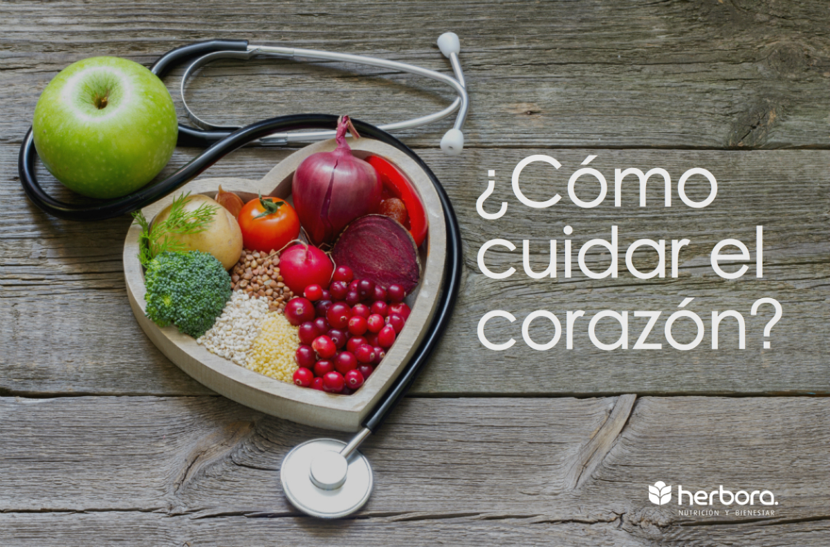 Cómo cuidar el corazón; consejos saludables
