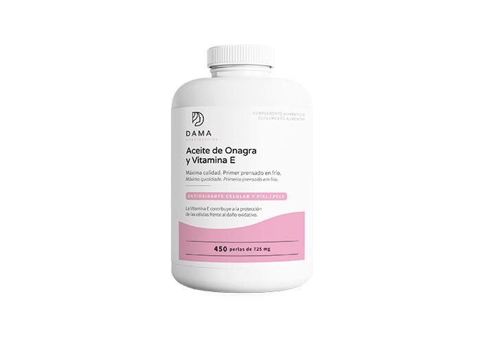 Acenagra (Aceite de onagra y vitamina E) 450 perlas
