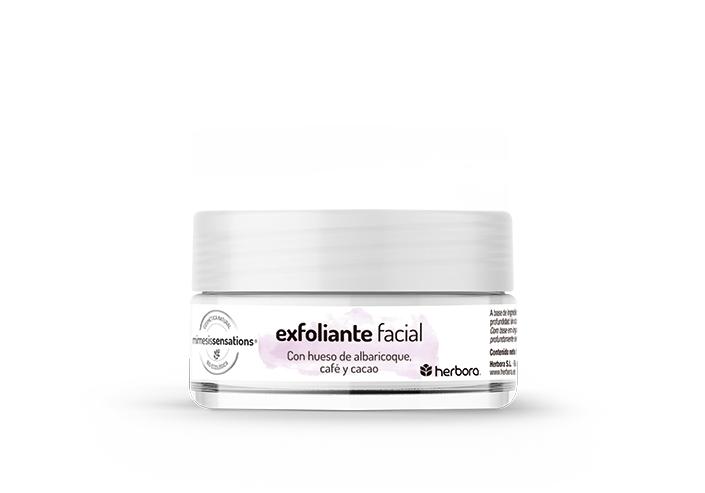 Exfoliante facial mimesis sensations