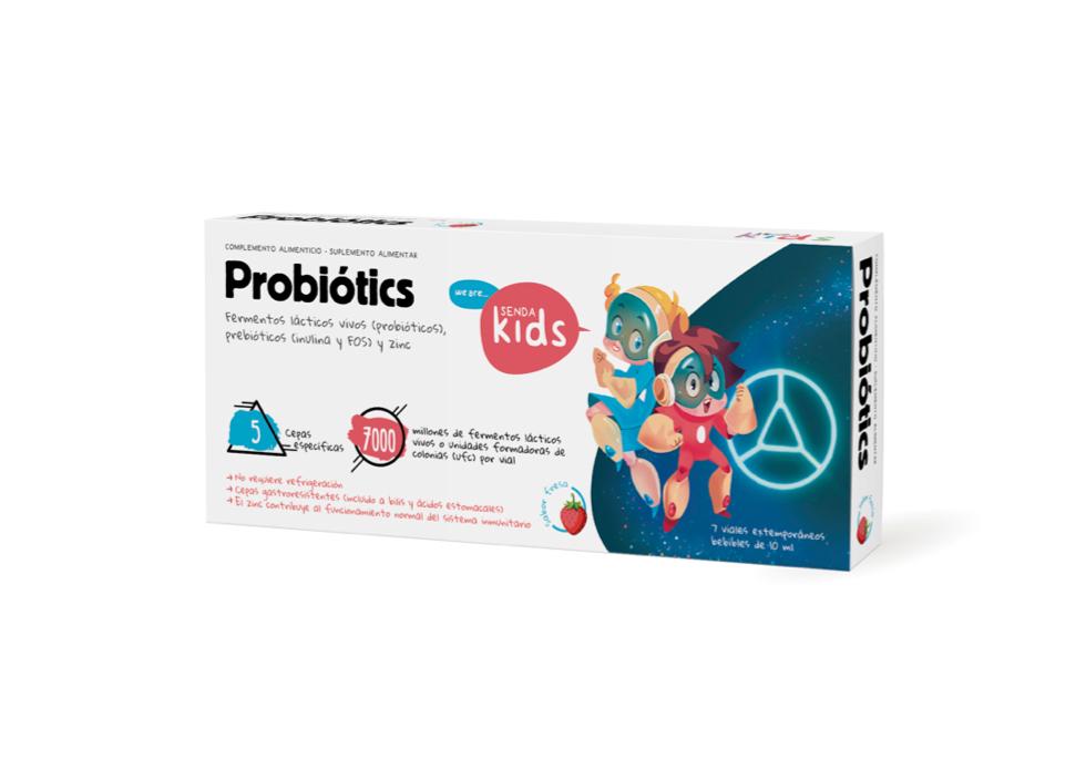 Probiótics Infantil