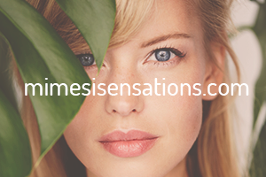 COSMETICA NATURAL MIMESIS SENSATIONS
