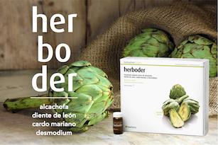 herboder herbora cardo mariano desmodium alcachofa diente de león