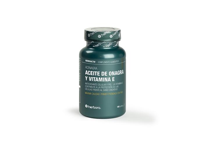 Acenagra (Aceite de onagra y vitamina E) 180 perlas