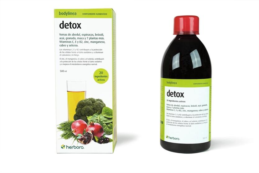 Bodylínea detox