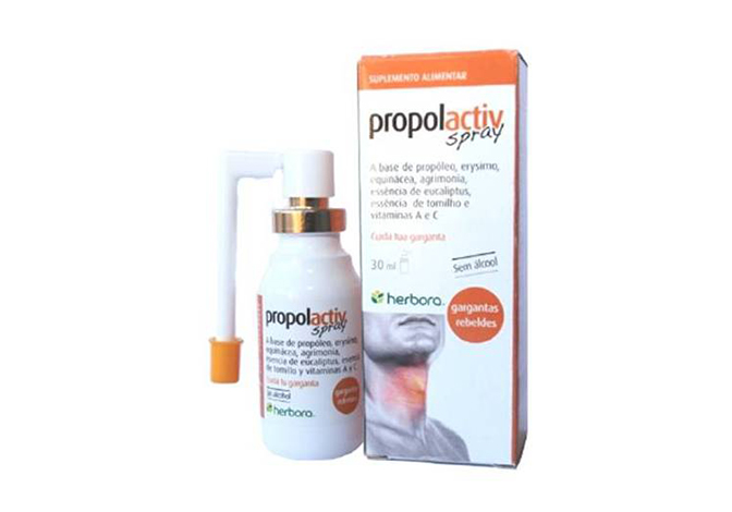 Propolactiv spray